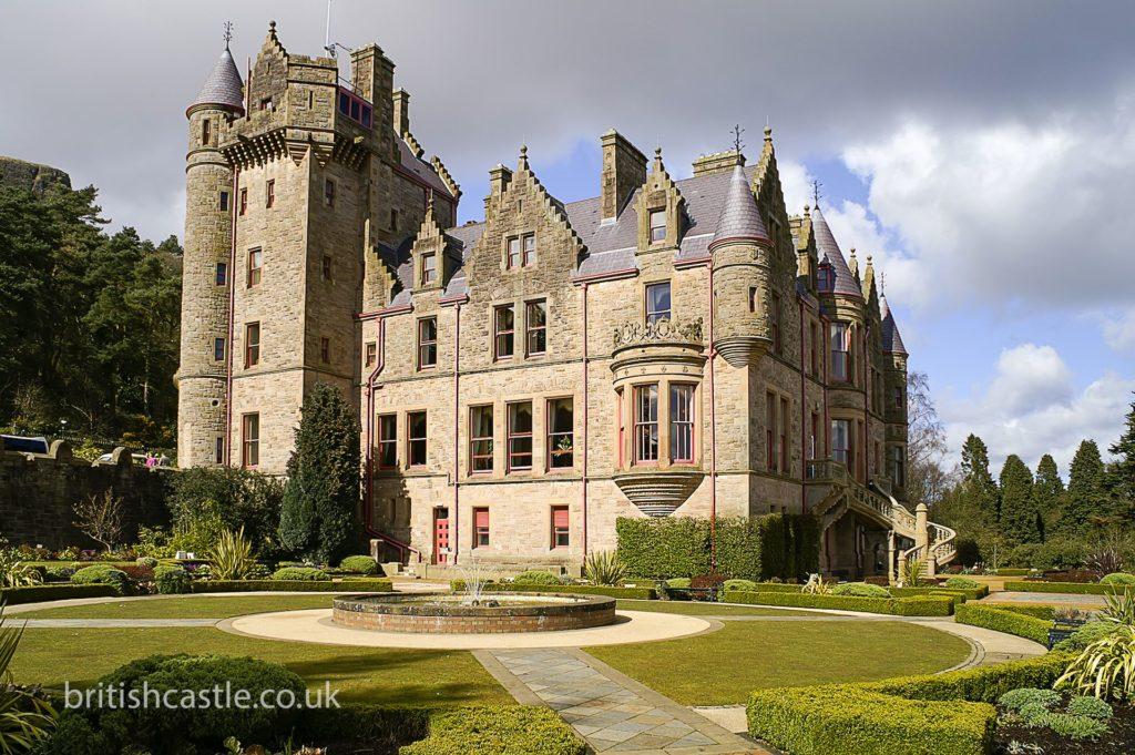 Beflast Castle