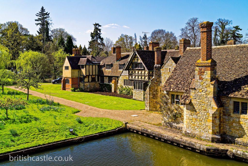 Tudor Mansion house at Hever Castle