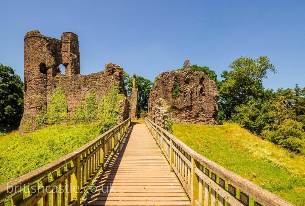 Grosmont Castle