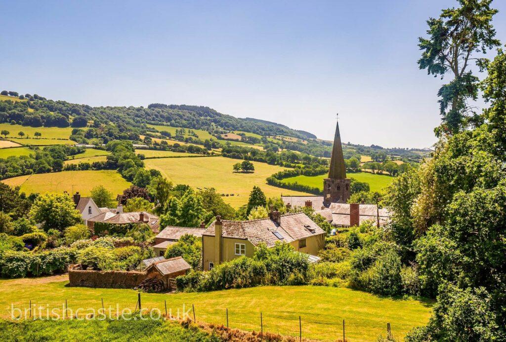Grosmont village